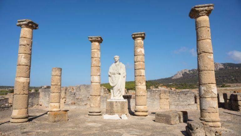 Monumentos romanos en España: Ruinas de Baelo Claudia