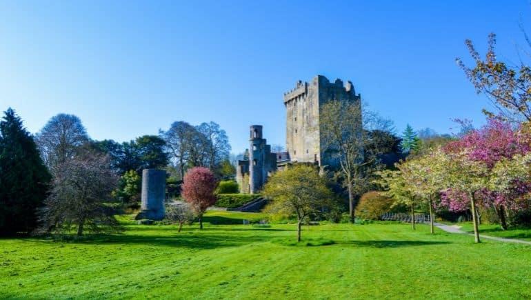 Monumentos Irlanda: Castillo de Blarney