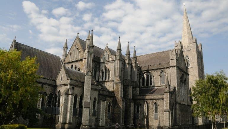 Monumentos Irlanda: Catedral de San Patricio