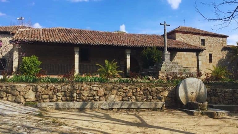 Qué ver en Cebreros: Ermita de Valsordo