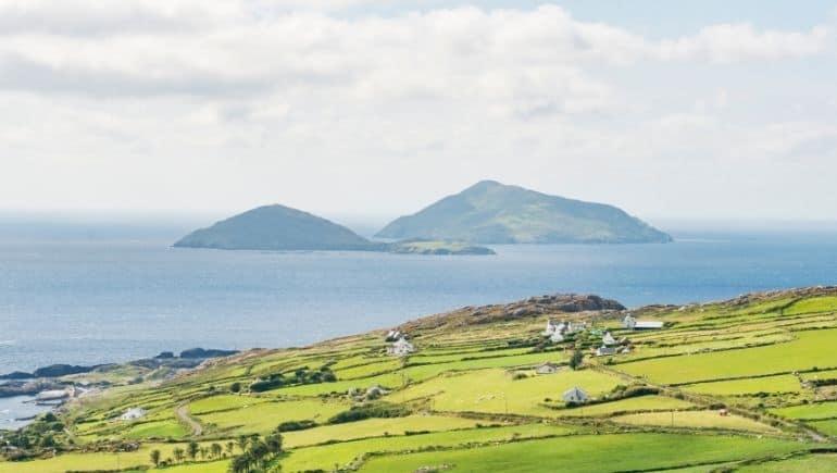 Monumentos Irlanda: Islas Skelling