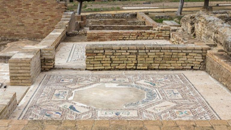 Monumentos romanos de España: Itálica