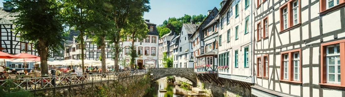 Monschau, Alemania