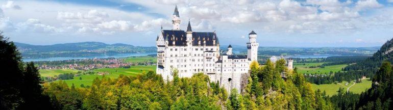 Castillo del Rey Loco | Alemania | Portada