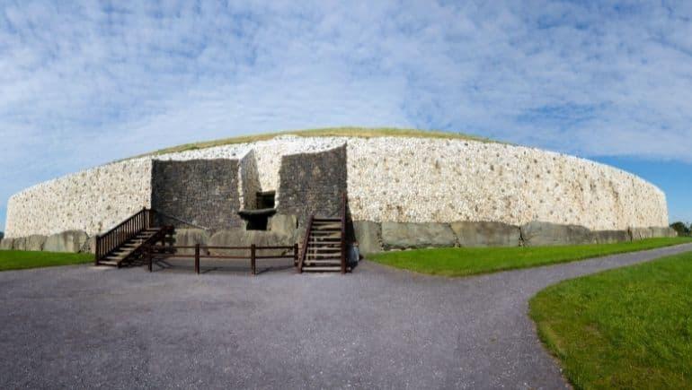 Newgrange, monumento de Irlanda