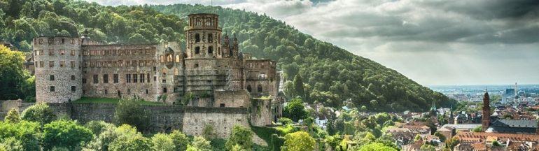 ruta de los castillos en Alemania