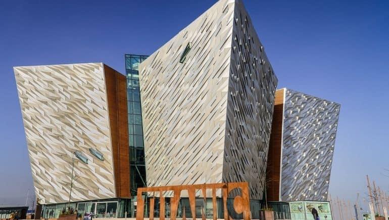 Titanic Quarter, en Belfast, Irlanda del Norte