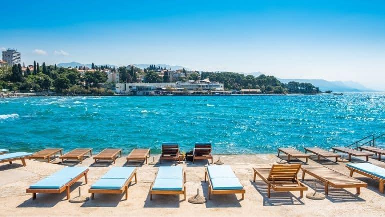 Playas de Split