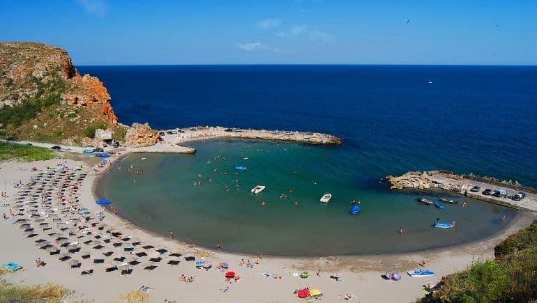 Playas de Bulgaria - Playa Bolata