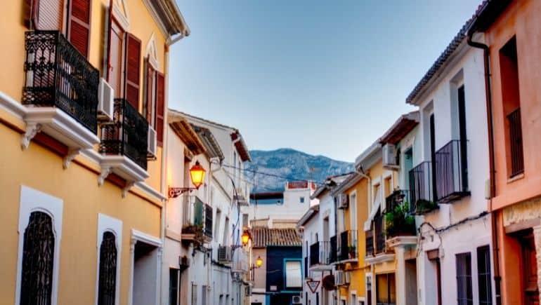 Pueblos de Valencia con playa - Dénia