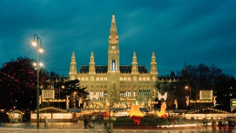 Viena en Navidad: mercados de Navidad
