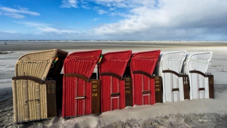 Playas de Alemania: Juist