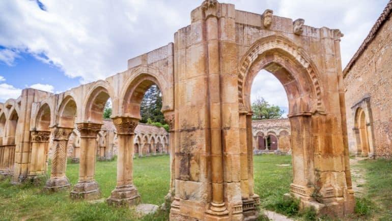 que ver en Soria - Monasterio de San Juan de Duero
