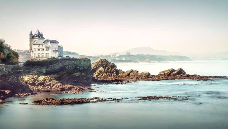 Plage Port Vieux - Qué ver en Biarritz