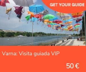 Playas de Bulgaria - Varna visita guiada VIP
