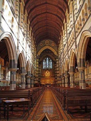 Saint Paul Church, algo que ver en Melbourne