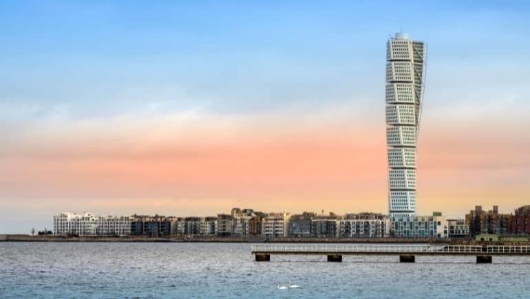 Turning Torso - Qué ver en  Malmö