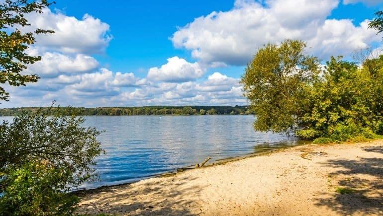 Wannsee, mejores playas de Alemania