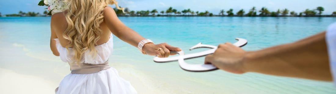 Celebrar una boda en Maldivas