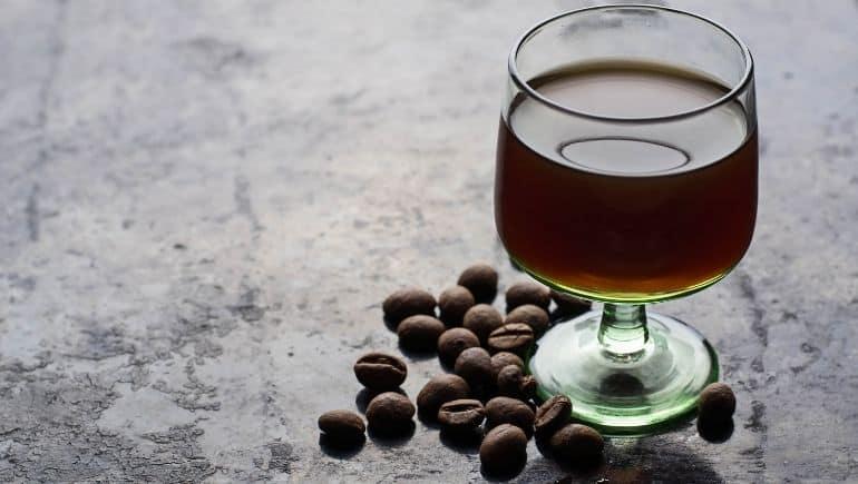 Bebidas típicas de Galicia: Licor café