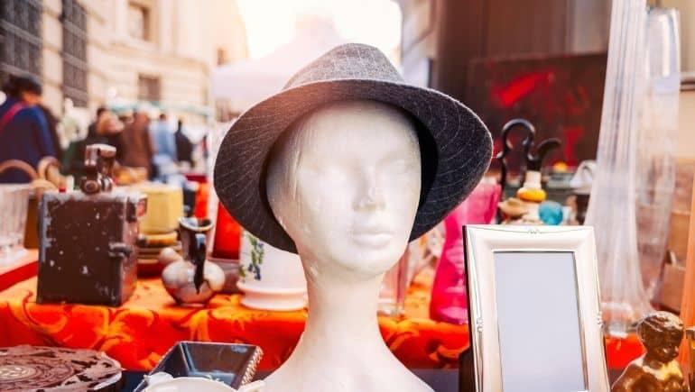 mercado de pulgas París