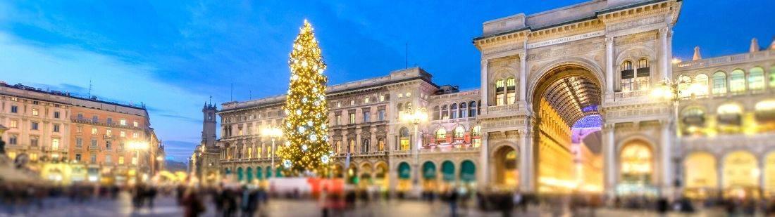 Milán en Navidad | Italia | Portada