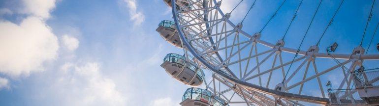London Eye: la noria de Londres