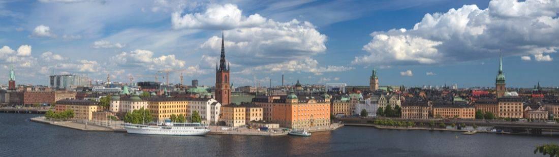 Suecia | Portada