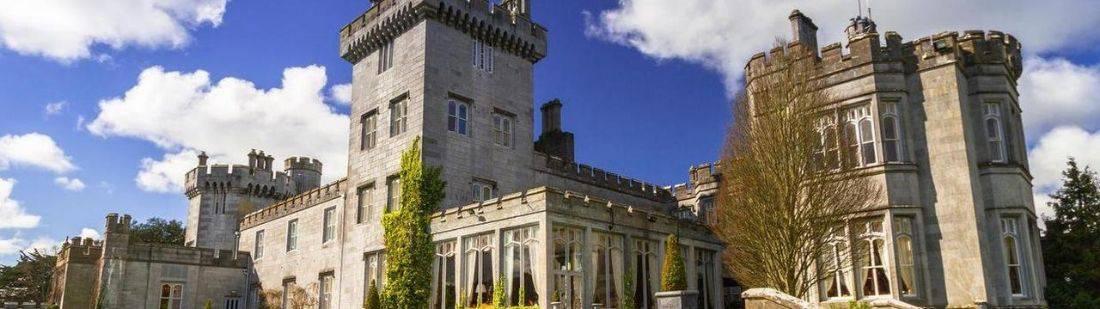 portada castillo de Dromoland