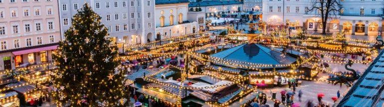portada navidad en Austria