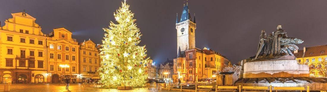 Praga en Navidad | Portada