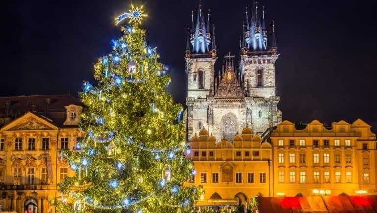 Entretenimiento en Praga en Navidad