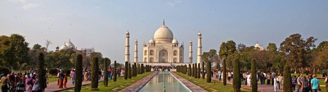 Portada Qué ver en India