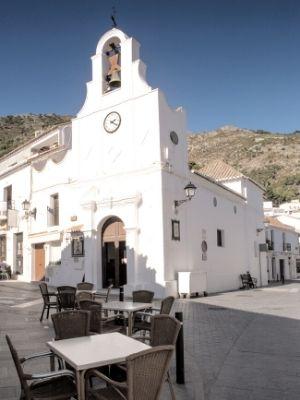 Que ver en Mijas Pueblo - Iglesia de San Sebastián