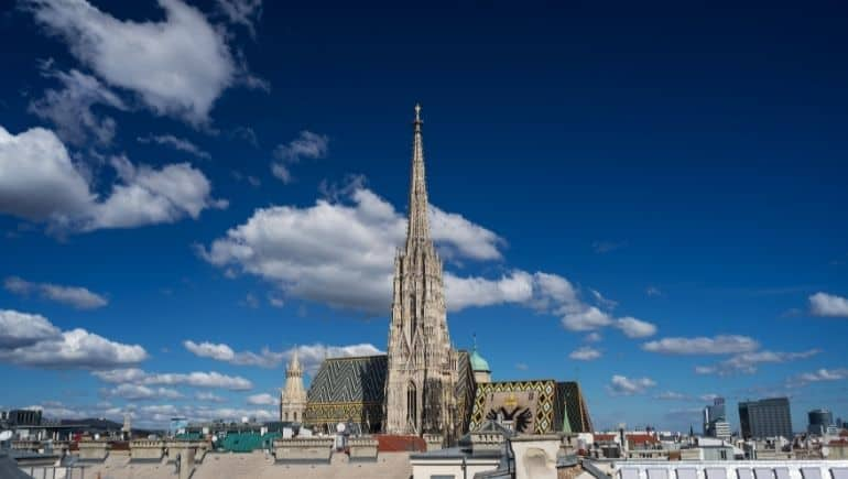 Catedral de Viena - Torre Sur