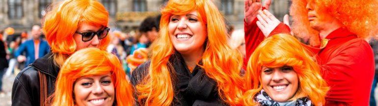 Dia de la Reina Ámsterdam