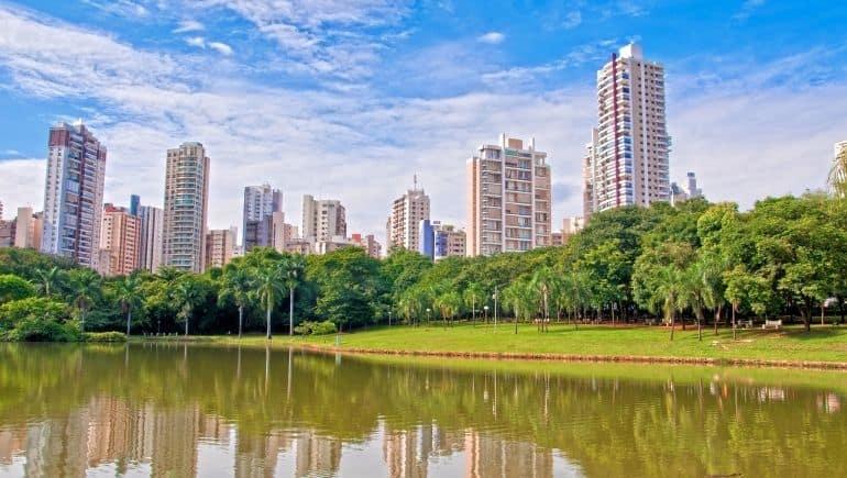 Ciudades más peligrosas de Brasil: Goiania