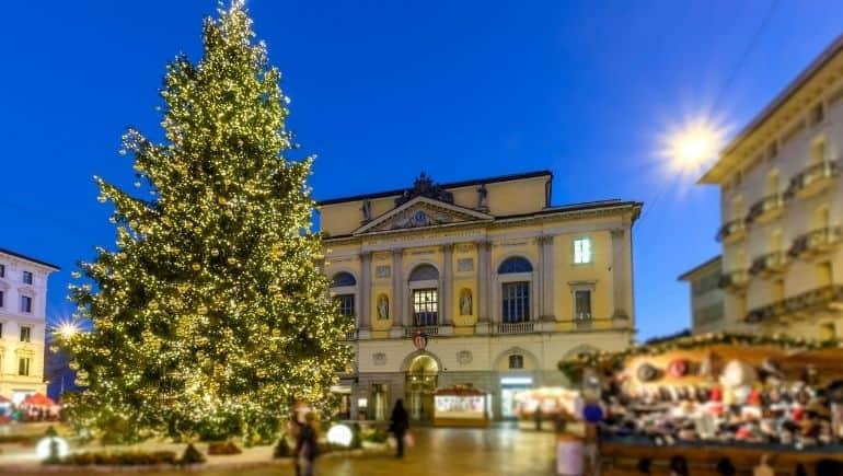 Navidad en Suiza: Lugano