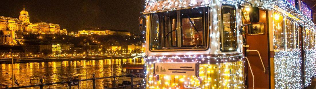 Budapest en Navidad | Portada
