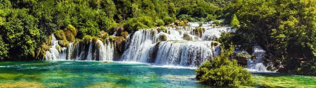 Cascadas de Croacia | Portada