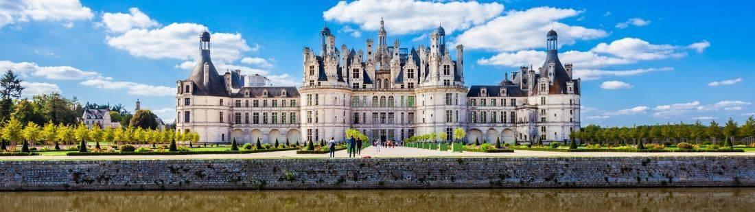 Ruta de los castillos de Francia | Portada