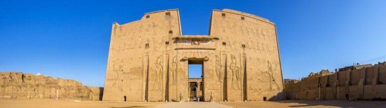 Templo de Edfu | Portada