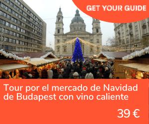 Mercado Navideño Budapest