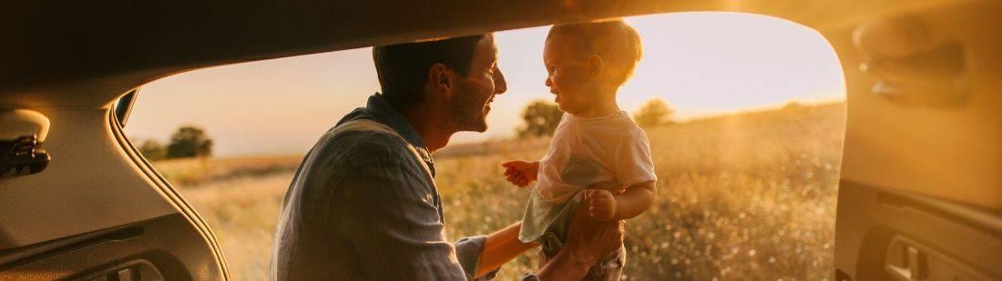 Mejores destinos para viajar con bebés