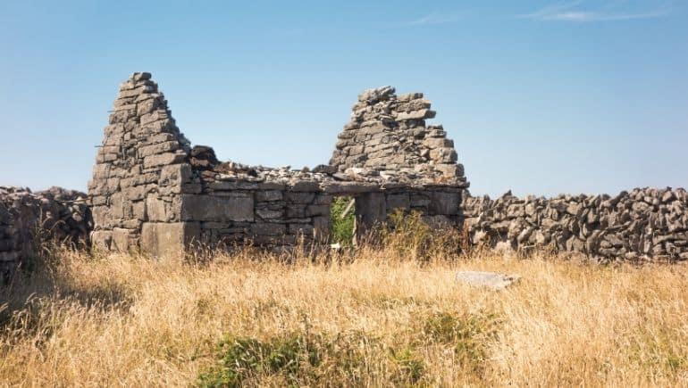 Islas Aran - Inishmaan