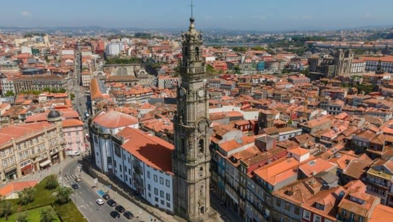 Dónde alojarse en Oporto - Baixa Centro