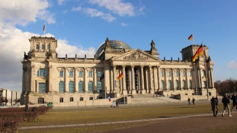 Museos de Berlín: Reichstag