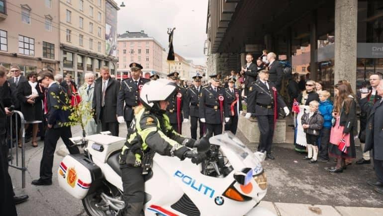Desfile del Día Nacional de Noruega, 17 de Mayo