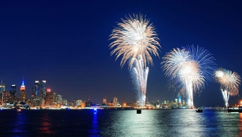 fin de año en nueva york - Puerto