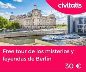 Free tour de los misterios y leyendas de Berlín